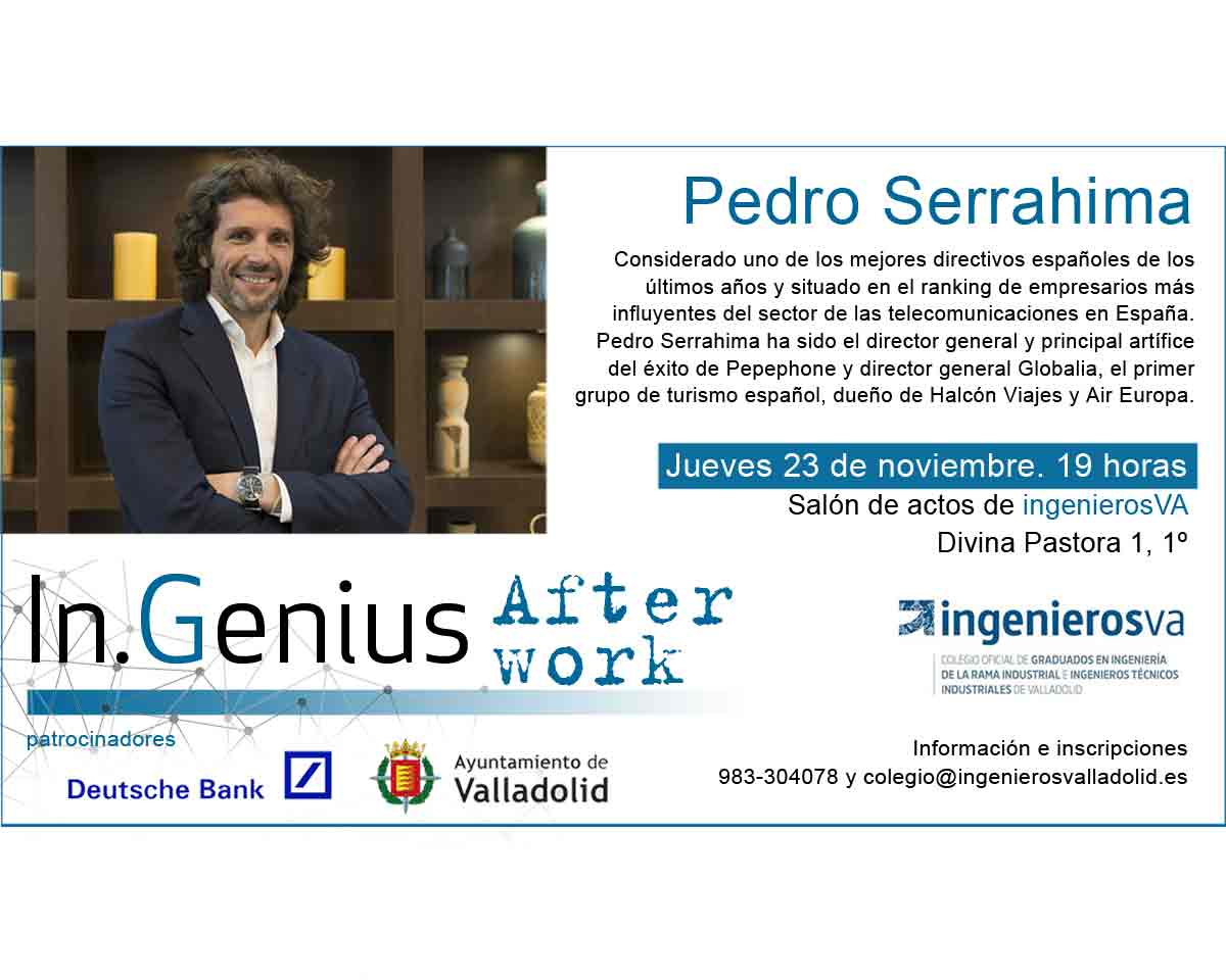 Primer evento In.Genius de ingenierosVA