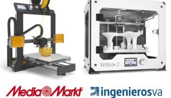 Taller de impresión 3D en ingenierosVA