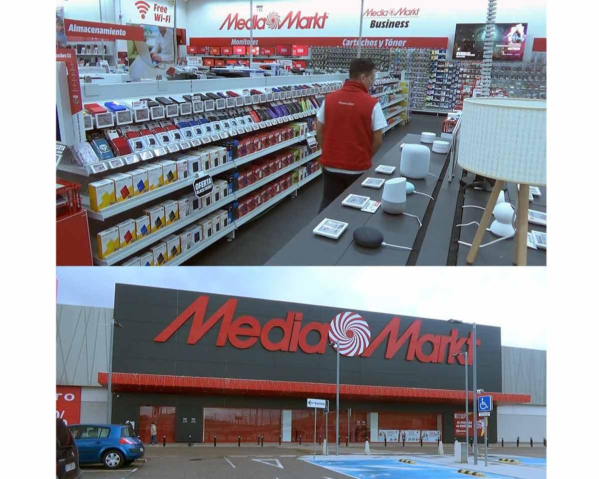 mediamarkt inauguracion