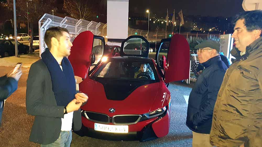 Visita BMW 2