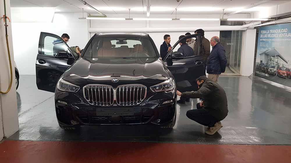 Visita BMW 3