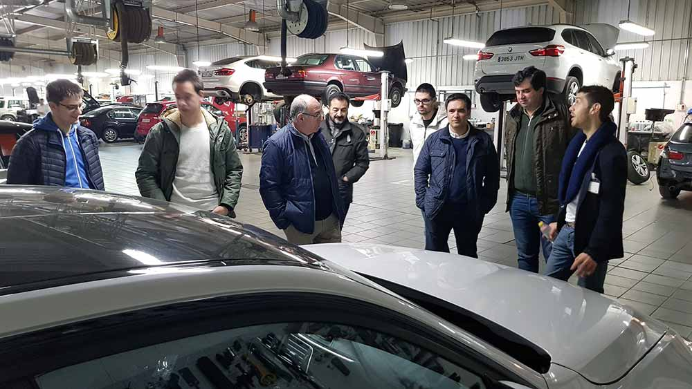 Visita BMW 4