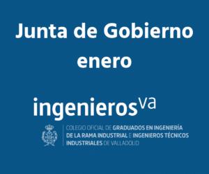 junta gobierno enero - ingenierosVA