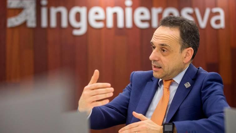 Javier Escribano Entrevista La Razón ingenierosVA