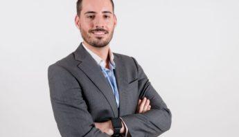 Borja Fernández, vocal 7º de ingenierosVA
