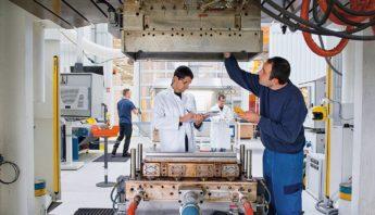 Visita Plastic Omnium ingenierosVA