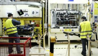 Factoria Faurecia visita ingenierosVA