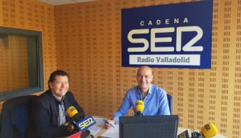Luis Moreton en Cadena SER Valladolid - ingenierosVA