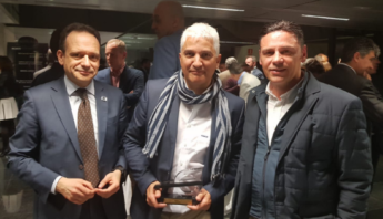 Marco Antonio de la Serna, Javier Escribano y Javier Barbero - ingenierosVA