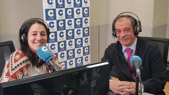 Rafael Álvarez en COPE Valladolid - ingenierosVA