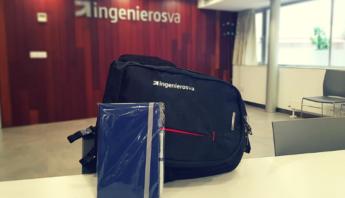 Welcome Pack nuevos colegiados ingenierosVA