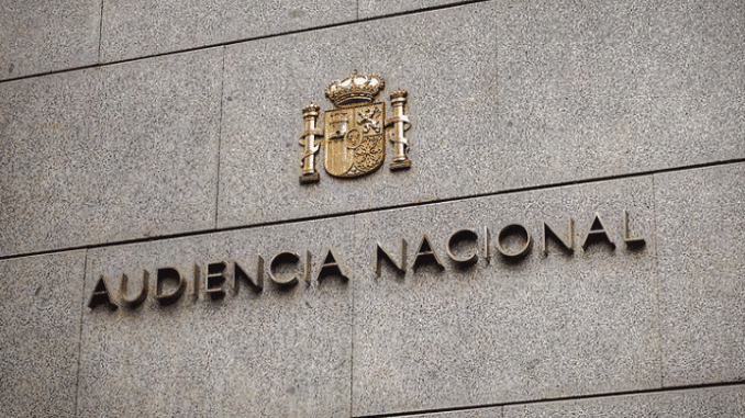 audiencia nacional - ingenierosVA