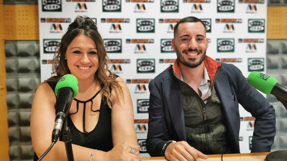 Borja Fernández Onda Cero - ingenierosVA