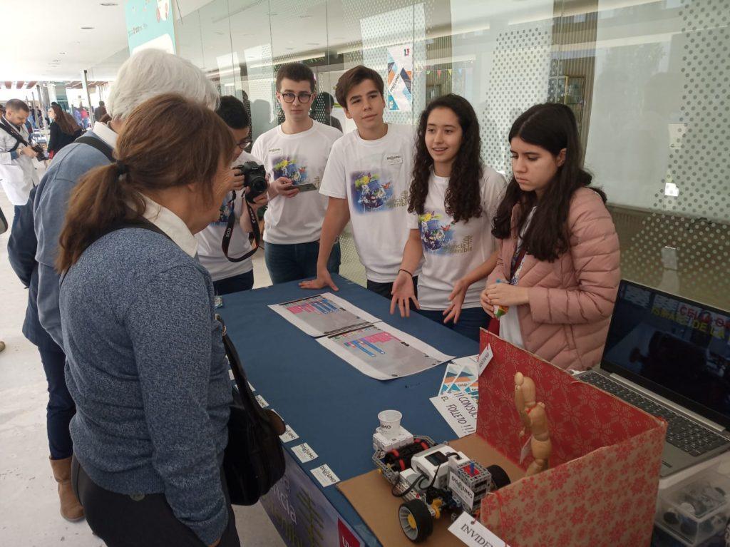 Participantes del concurso TECHMI Castilla y León - ingenierosVA