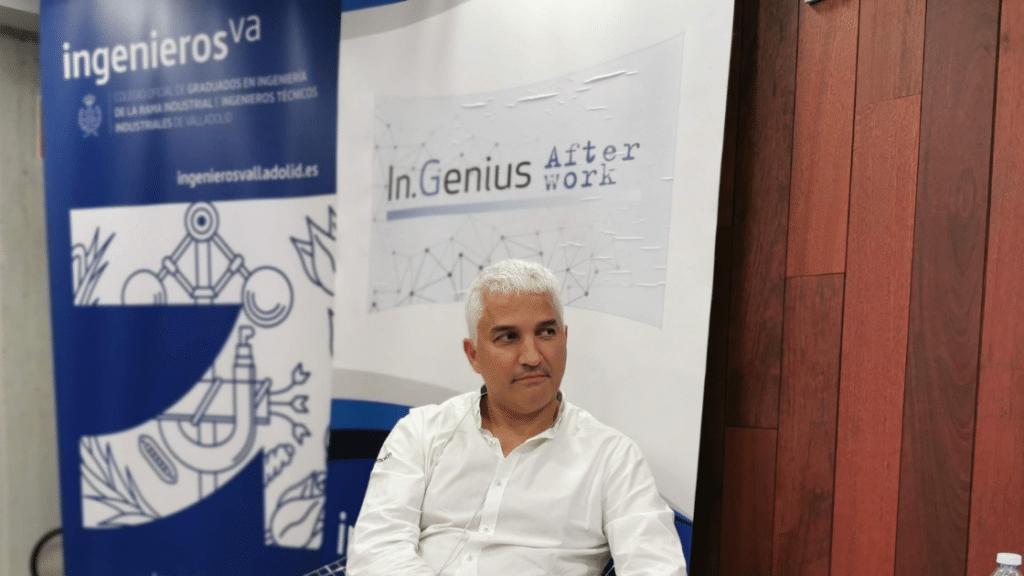 Marco de la Serna InGenius AfterWork IngenierosVA
