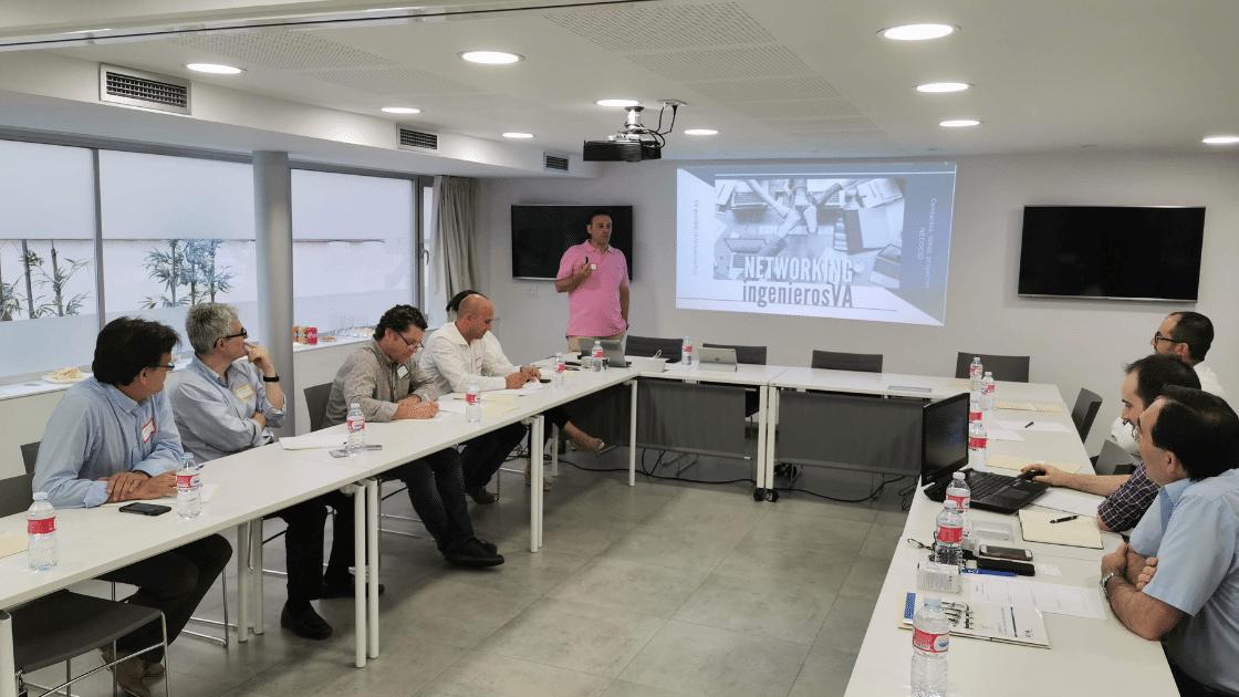 Networking ingenierosVA - primera reunión
