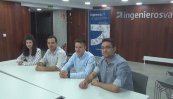 Cuatro colegiados triunfan en Alemania - ingenierosVA