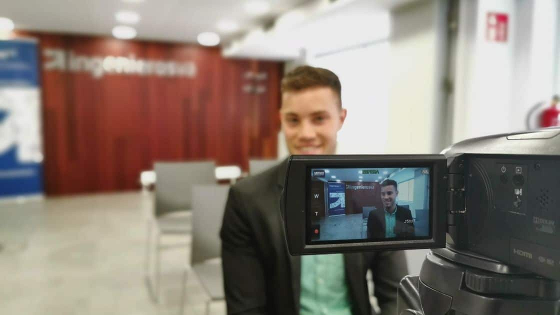 Entrevista Mario Montero - ingenierosVA