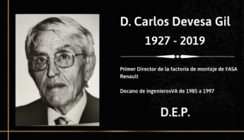 Obituario Carlos Devesa - ingenierosVA