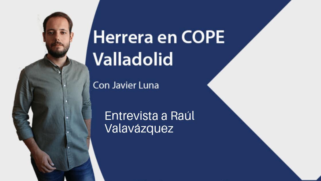 Raúl Valavázquez en COPE
