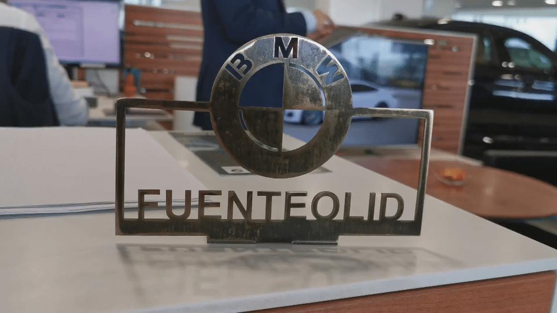 BMW-MINI Fuenteolid Colaborador de los Premios de la Industria