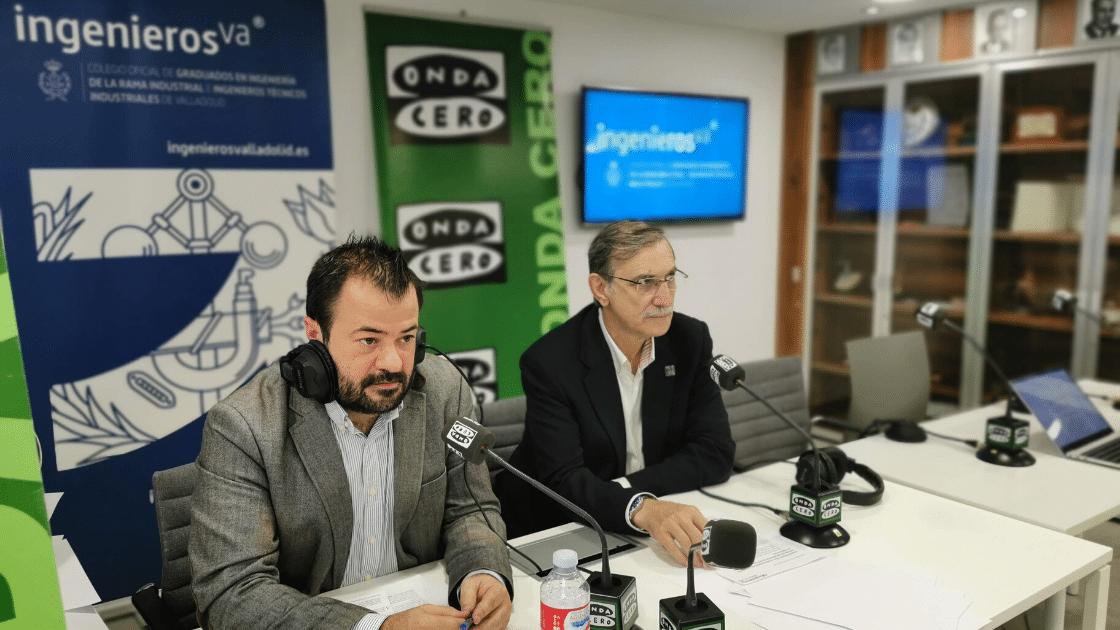 III Premios de la Industria de ingenierosVA - Más de Uno Valladolid Óscar García Arias