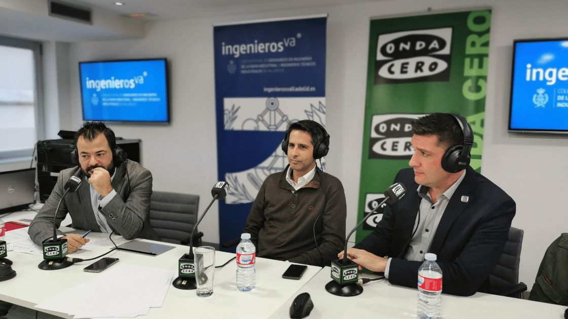 III Premios de la Industria de ingenierosVA - Más de Uno Valladolid ASTI Consulting Rubén Muñoz