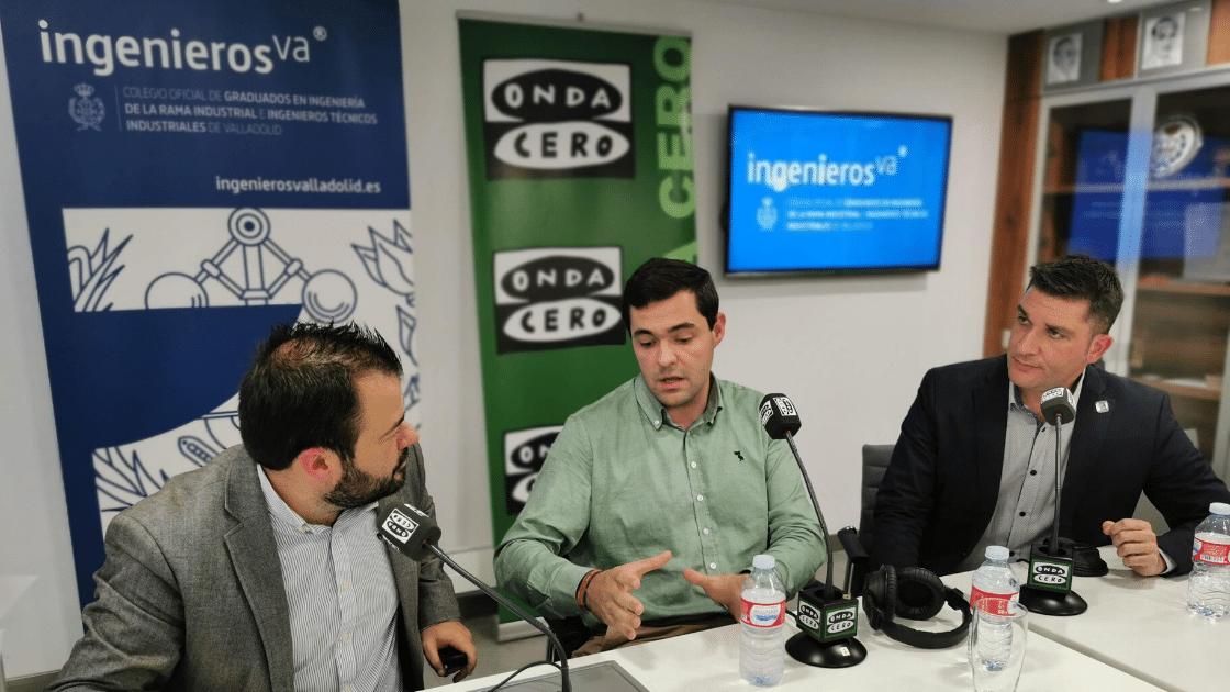 III Premios de la Industria de ingenierosVA - Más de Uno Valladolid Pablo San Juan