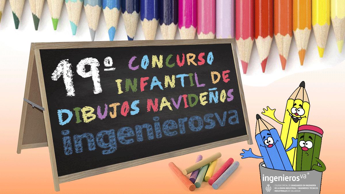19 concurso de dibujos infantiles - ingenierosVA