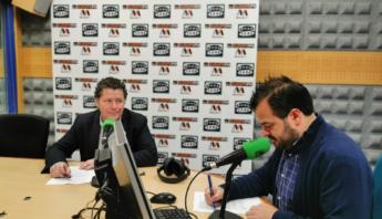 Premios Jóvenes Ingenieros - Luis Moretón en Onda Cero Valladolid
