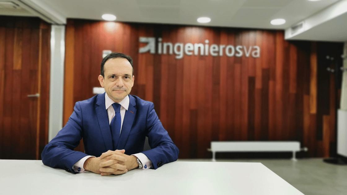 Javier Escribano, decano de ingenierosVA, nuevo miembro de la Junta Directiva de Unión Profesional