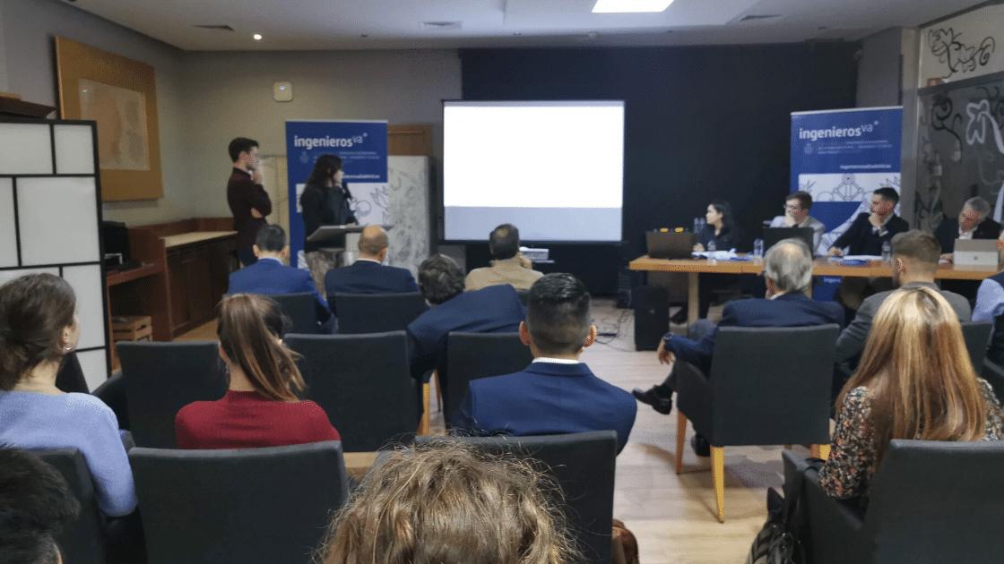Premios Jóvenes Ingenieros - ingenierosVA hotel silken