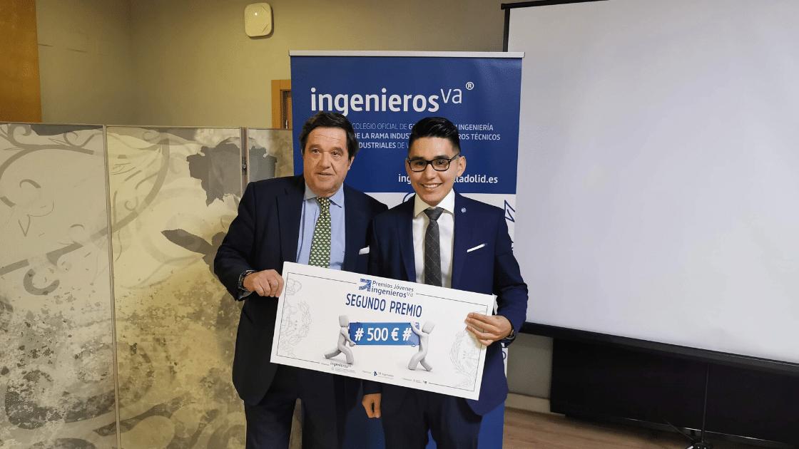 Premios Jóvenes Ingenieros, segundo premio - ingenierosVA