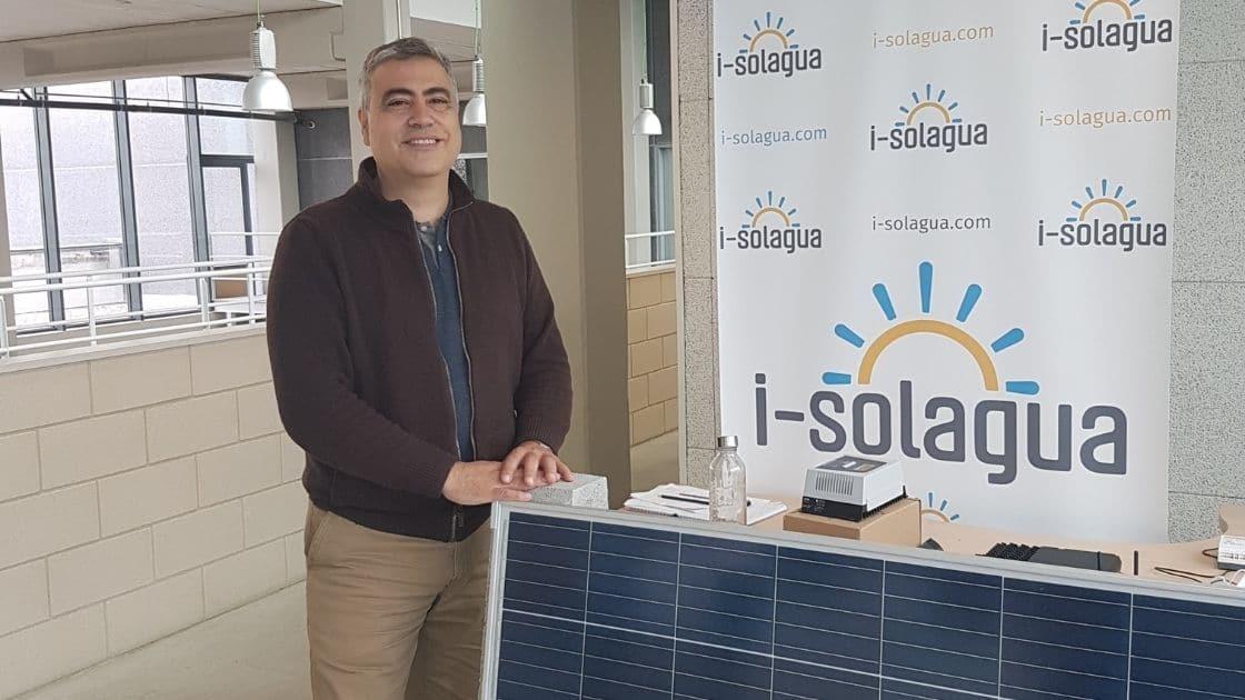 Alberto San Mames energía solar fotovoltaica - ingenierosVA