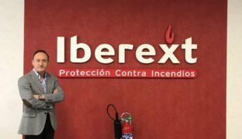 Miguel Garrote de Iberext habla sobre la protección contra incendios - ingenierosVA