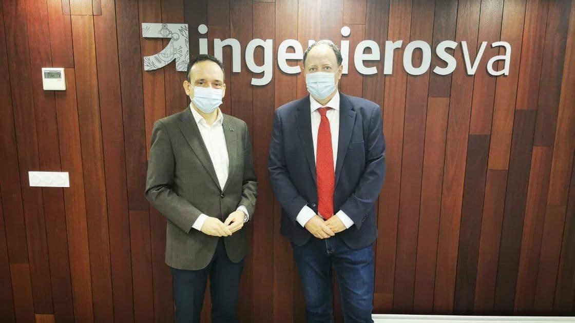 Santiago González Director de El Día de Valladolid en ingenierosVA