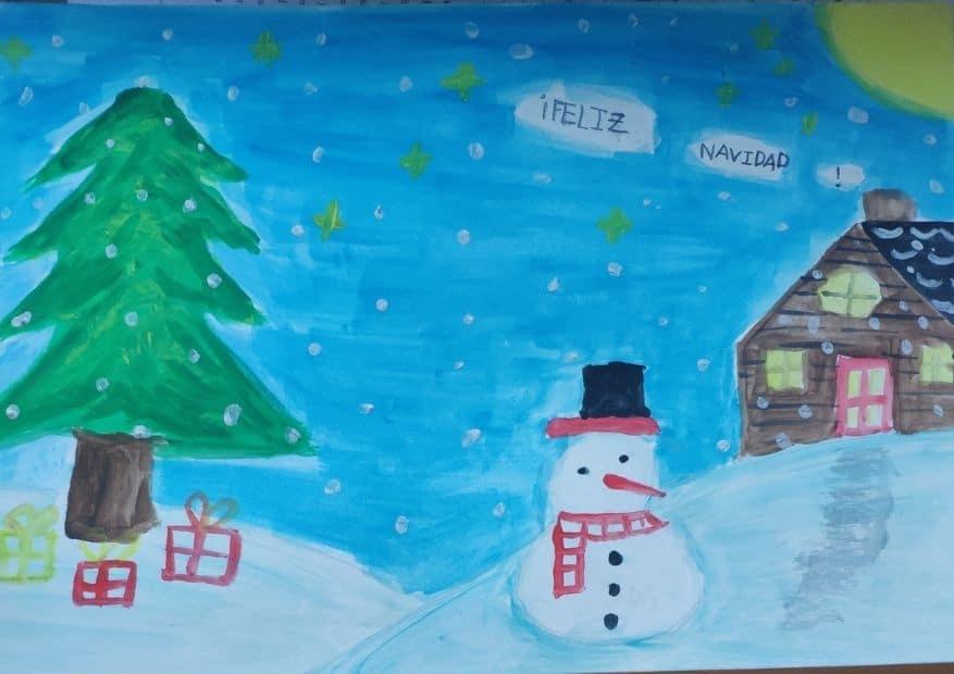 2 5,6 y 7 años de edad concurso navidades - ingenierosVA