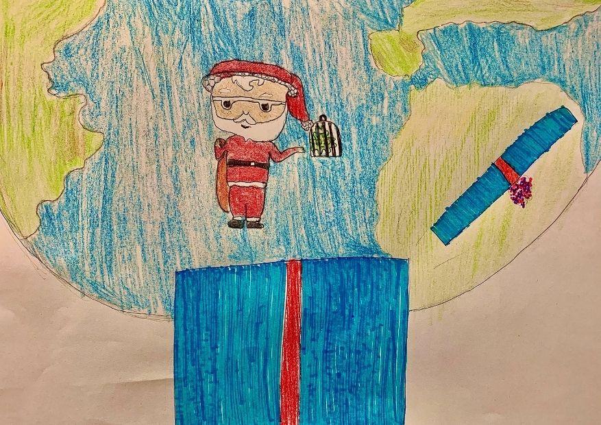 12 8,9 y 10 años de edad concurso navidades - ingenierosVA