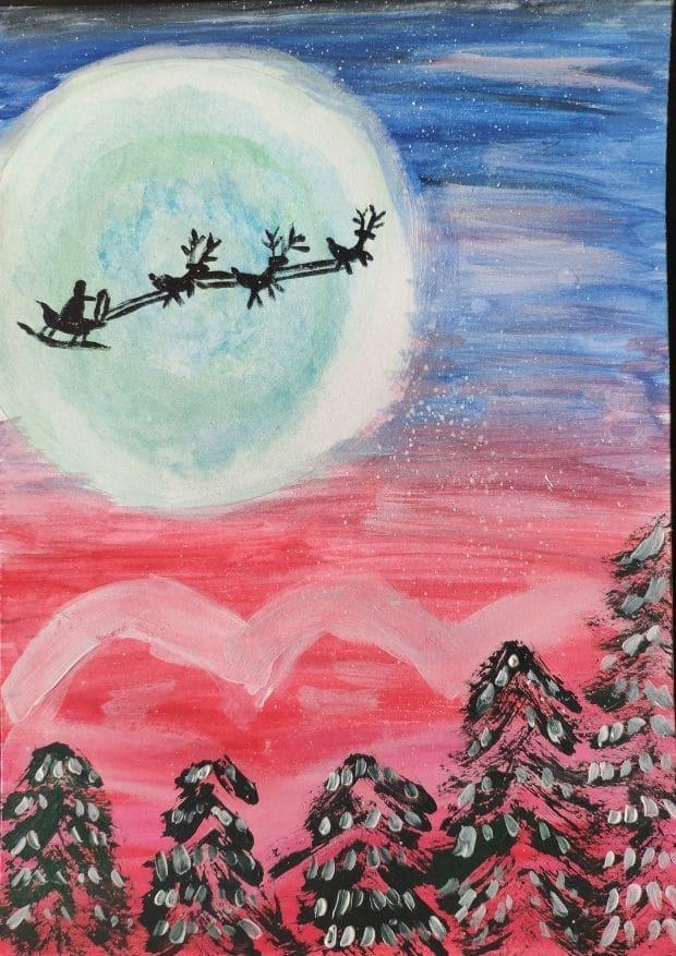 1 8,9 y 10 años de edad concurso navidades - ingenierosVA