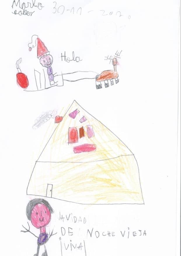 3 5,6 y 7 años de edad concurso navidades - ingenierosVA