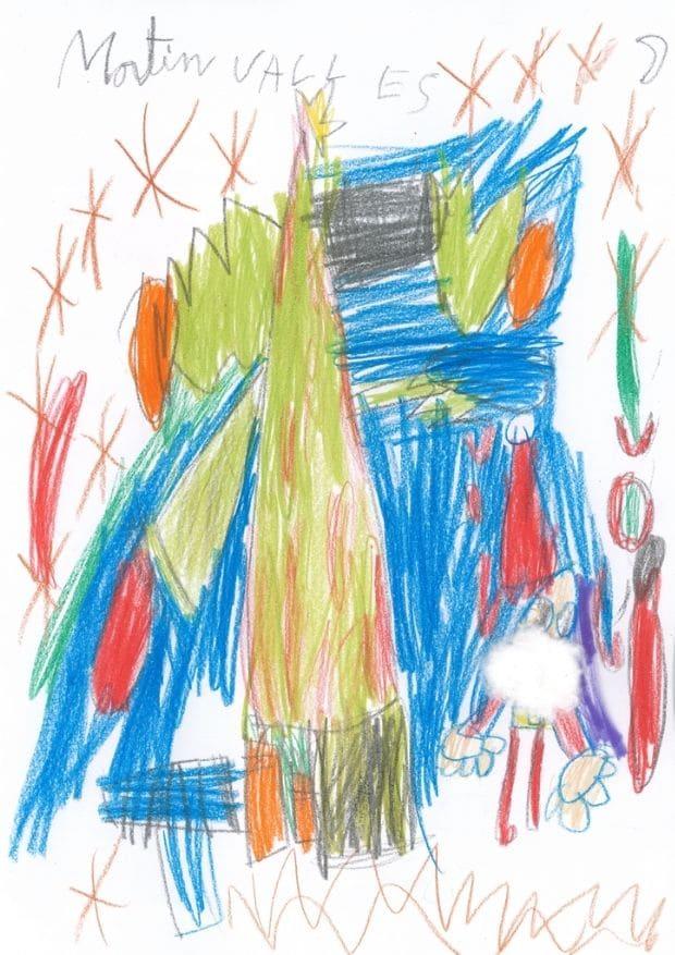3 hasta 4 años consurso dibujos navidad - ingenierosVA