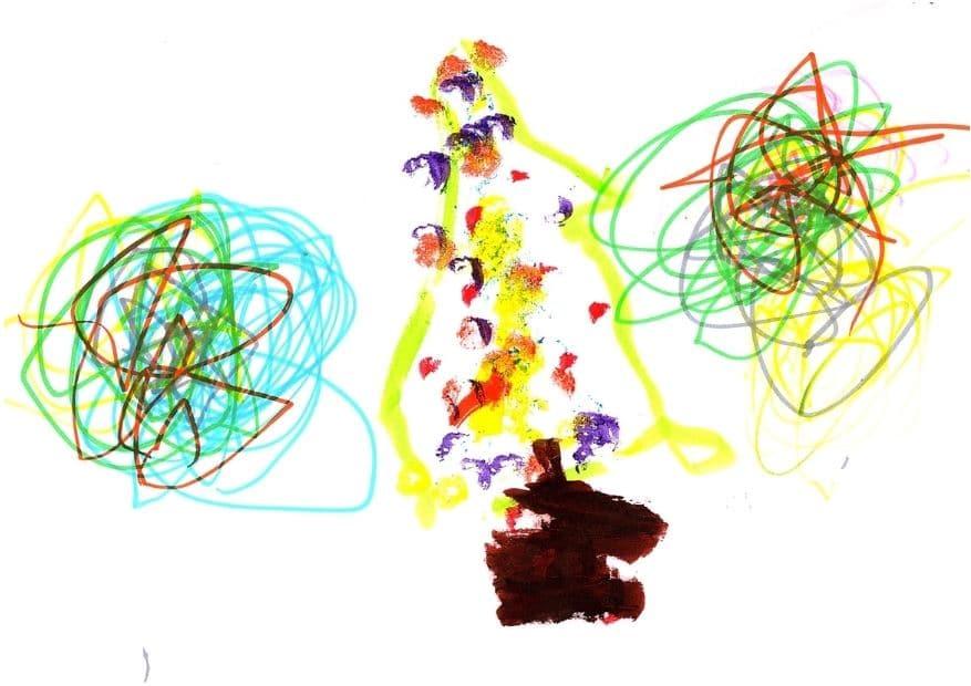 6 hasta 4 años consurso dibujos navidad - ingenierosVA