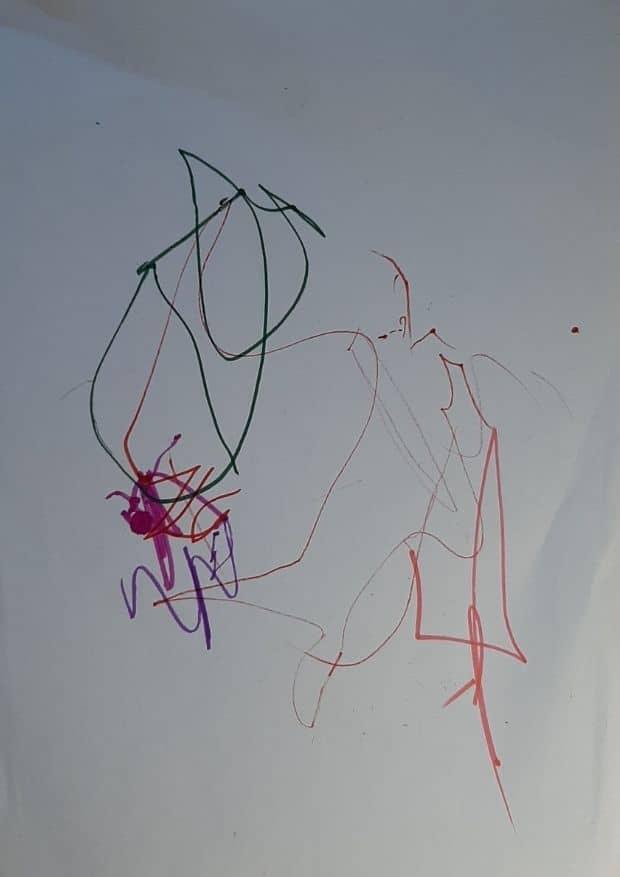 5 hasta 4 años consurso dibujos navidad - ingenierosVA