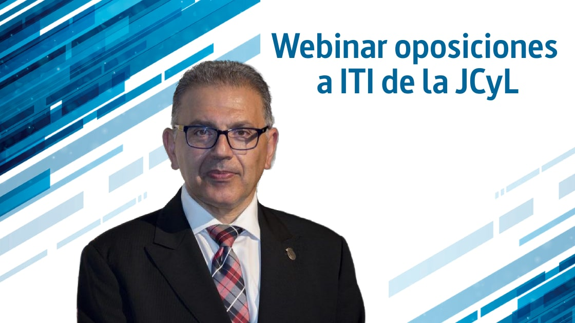 webinar oposiciones ITI - ingenierosVA