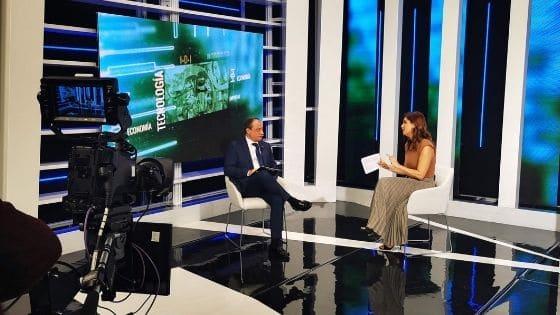 Rafael Álvarez en el programa Valor añadido de CyL TV - ingenierosVA