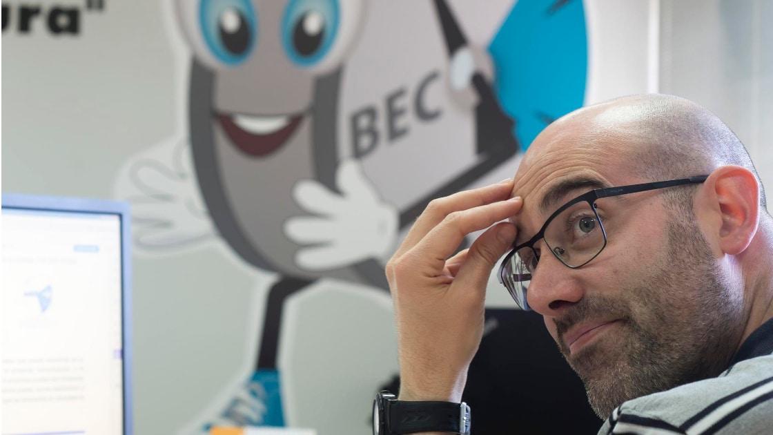 Nestor Perez, BECO aire comprimido ingenierosVA