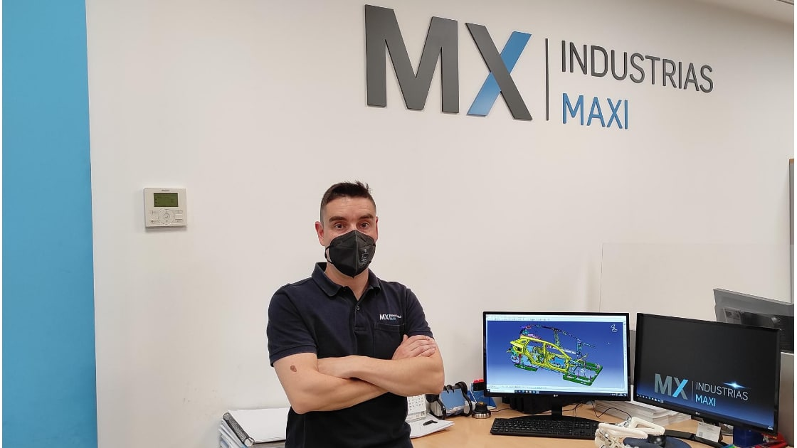 Amador Gonzalez Industrias Maxi - ingenierosVA
