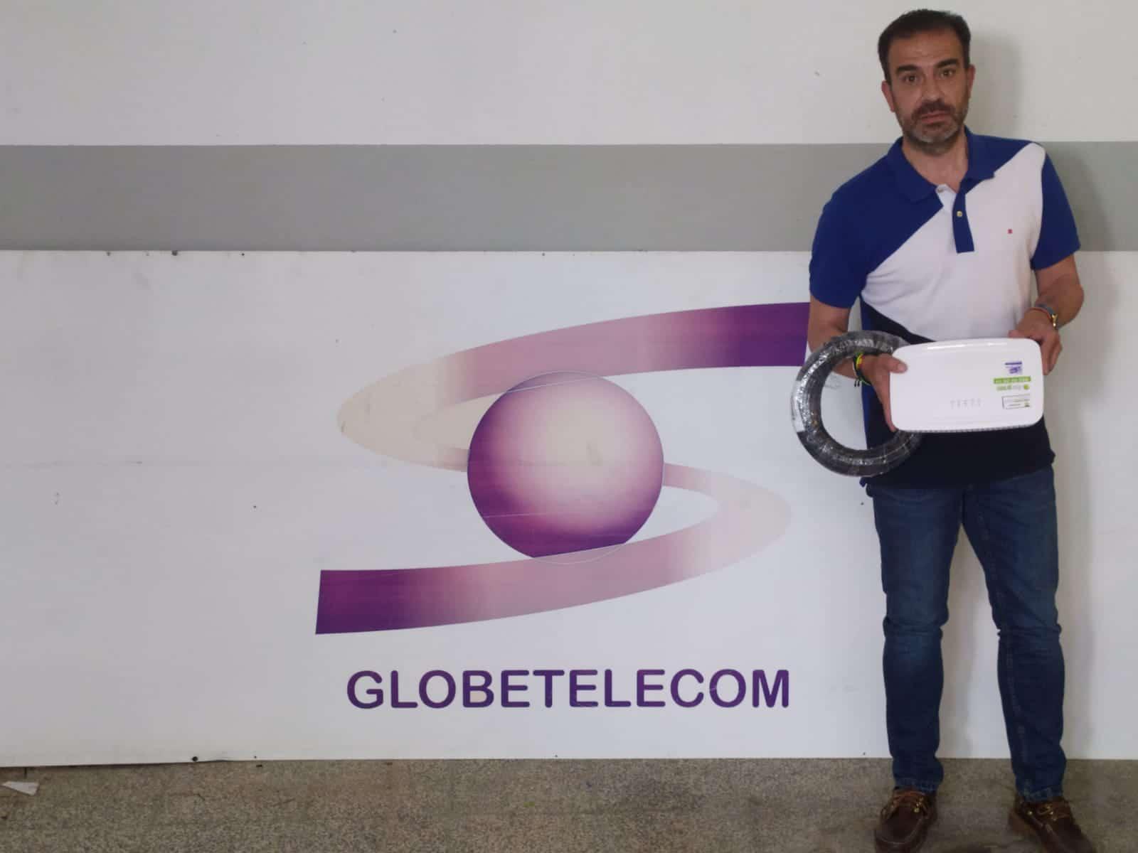 Juan Carlos Lebrato Globe Operator Telecom - ingenierosVA