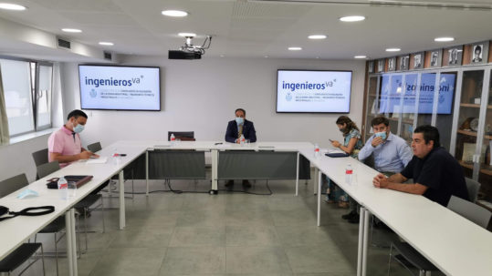 Reunión Grupo Popular municipal en ingenierosVA