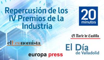 Repercusión IV Premios de la Industria de ingenierosVA